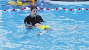 Zwemschool Born 2 Swimwaar plezier in zwemmen en vooral in zwemles voorop staat!