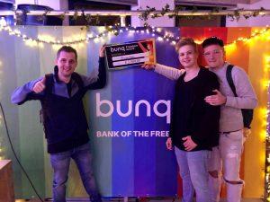 Triggerfish-Bunq-winnaars