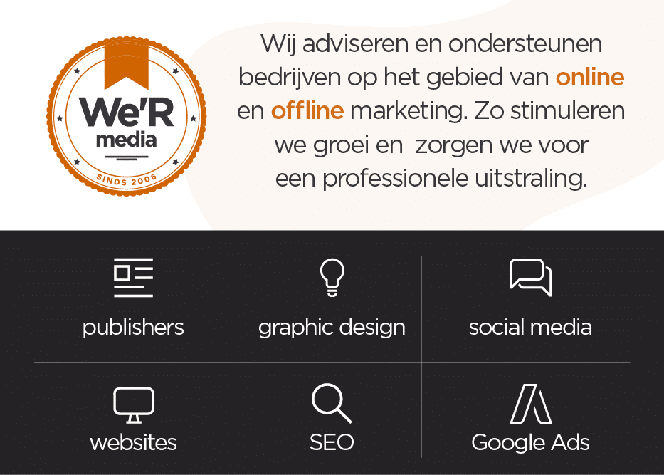 We'R Media - online marketing