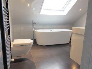 De hoogste tijd voor een nieuwe badkamer! Rutgers Woonprojecten: snel