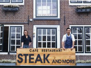 restaurant steak and more